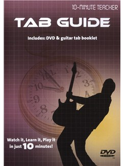 10-Minute Teacher: Tab Guide DVDs / Videos | Guitar Tab