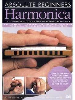 Absolute Beginners: Harmonica (DVD) DVDs / Videos | Harmonica