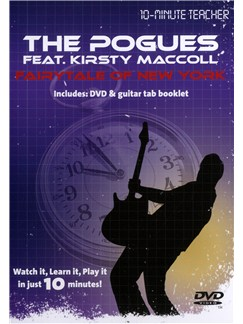10-Minute Teacher: The Pogues/Kirsty MacColl - Fairytale Of New York DVDs / Videos | Guitar Tab