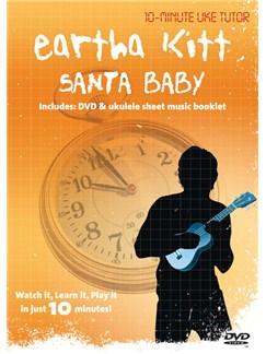 10-Minute Uke Tutor: Eartha Kitt - Santa Baby DVDs / Videos | Ukulele