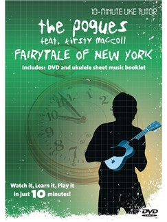 10-Minute Uke Tutor: The Pogues - Fairytale Of New York DVDs / Videos | Ukulele