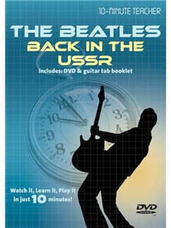10-Minute Teacher: The Beatles - Back In The U.S.S.R. DVDs / Videos | Guitar, Guitar Tab