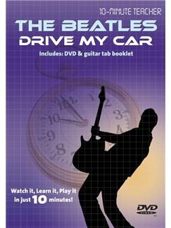 10-Minute Teacher: The Beatles - Drive My Car DVDs / Videos | Guitar, Guitar Tab