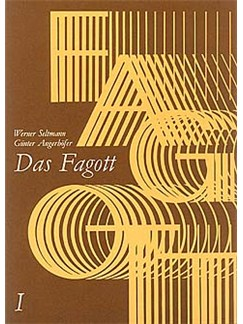 Das Fagott - Volume 1 Books | Bassoon