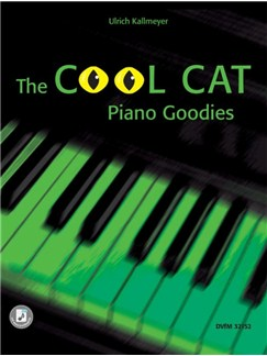 Ulrich Kallmeyer: The Cool Cat - Piano Goodies Books | Piano