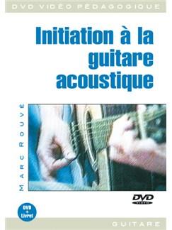 Initiation à la Guitare Acoustique DVDs / Videos | Guitar