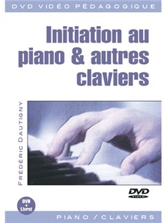 Initiation Au Piano & Autres Claviers DVDs / Videos | Piano