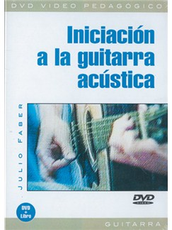 Iniciación a la Guitarra Acústica DVDs / Videos | Guitar
