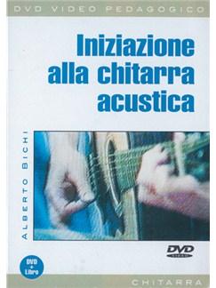 Iniziazione Alla Chitarra Acustica DVDs / Videos   Guitar