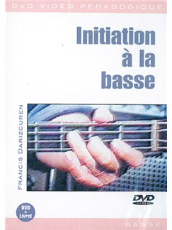 Initiation à la Basse DVDs / Videos | Bass Guitar