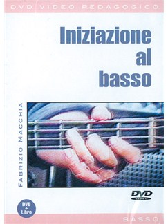 Iniziazione al Basso DVDs / Videos | Bass Guitar