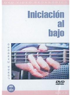 Iniciación al Bajo DVDs / Videos | Bass Guitar