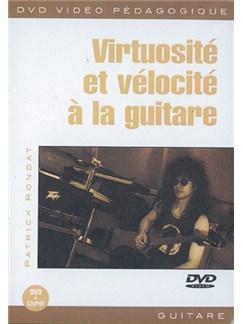Virtuosité et Vélocité à la Guitare DVDs / Videos | Guitar