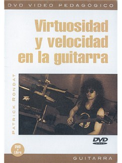 Virtuosidad y Velocidad en la Guitarra DVDs / Videos | Guitar