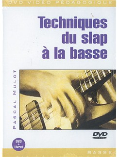 Techniques du Slap à la Basse DVDs / Videos | Bass Guitar