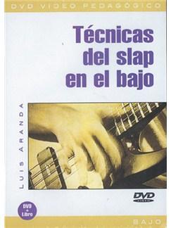 Técnicas del Slap en le Bajo DVDs / Videos | Bass Guitar