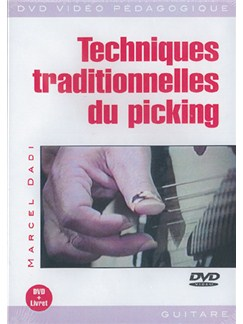 Techniques Traditionnelles du Picking DVDs / Videos | Guitar