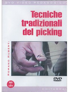 Tecniche Tradizionali del Picking DVDs / Videos | Guitar