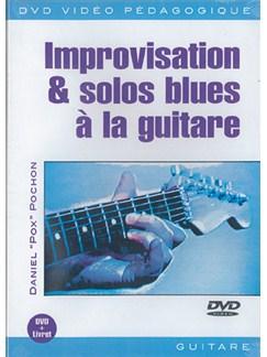 Improvisation & Solos Blues à la Guitare DVDs / Videos | Guitar