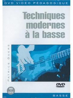 Techniques Modernes à la Basse DVDs / Videos | Bass Guitar