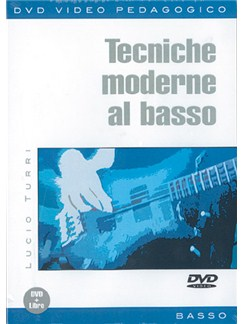 Tecniche Moderne al Basso DVDs / Videos | Bass Guitar