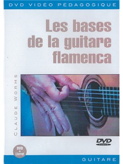 Bases de la Guitare Flamenca (Les) DVDs / Videos | Guitar