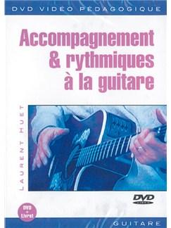 Accompagnement & Rythmiques à la Guitare DVDs / Videos | Guitar