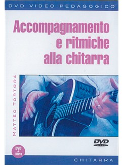 Accompagnamento e Ritmiche alla Chitarra DVDs / Videos | Guitar