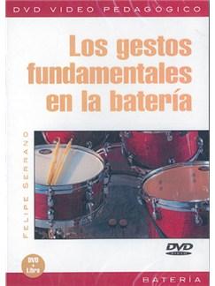 Gestos Fundamentales en la Batería (Los) DVDs / Videos | Drums