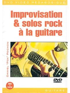 Improvisation & Solos Rock à la Guitare DVDs / Videos | Guitar