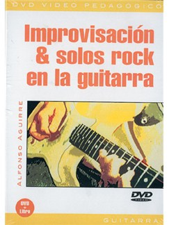 Improvisación & Solos Rock en la Guitarra DVDs / Videos | Guitar