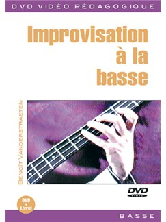 Improvisation a la Basse DVDs / Videos | Bass Guitar