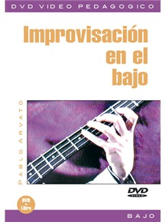 Improvisación en el Bajo DVDs / Videos | Bass Guitar