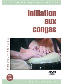 Initation aux Congas DVDs / Videos | Percussion