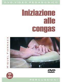 Iniziazione Alle Congas DVDs / Videos | Percussion