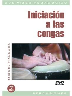 Iniciación a Las Congas DVDs / Videos | Percussion