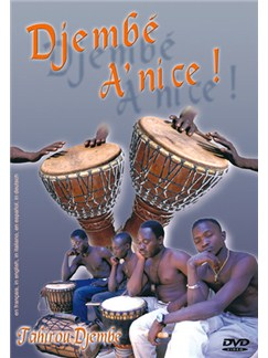 Djembe A'nice! DVDs / Videos | Percussion
