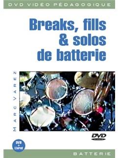 Breaks, Fills & Solos de Batterie DVDs / Videos | Drums
