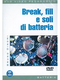 Breaks, Fills E Soli Di Batteria DVDs / Videos | Drums