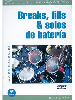 Breaks Fills & Solos de Batería DVDs / Videos | Drums