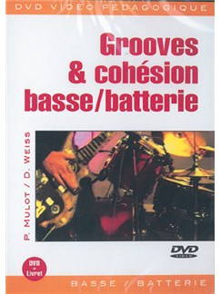 Grooves & Cohésion Basse - Batterie DVDs / Videos | Bass Guitar, Percussion