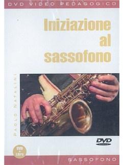 Iniziazione Al Sassofono DVDs / Videos | Saxophone
