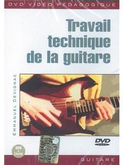 Travail Technique de la Guitare DVDs / Videos | Guitar