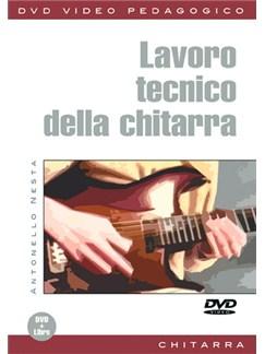 Lavoro Tecnico Della Chitarra DVDs / Videos | Guitar