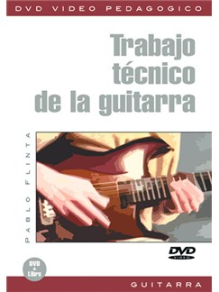 Trabajo Tecnico de la Guitarra DVDs / Videos | Guitar