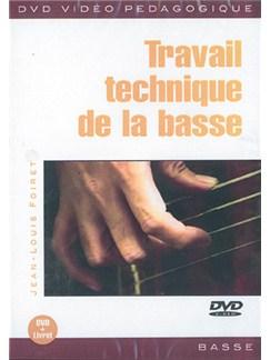 Travail Technique de la Basse DVDs / Videos | Bass Guitar