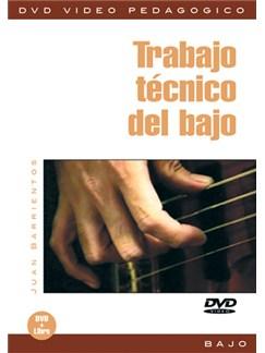 Trabajo Tecnico del Bajo DVDs / Videos   Bass Guitar