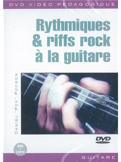 Rythmiques & Riffs Rock DVDs / Videos | Guitar
