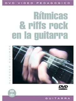 Ritmicas & Riffs Rock DVDs / Videos | Guitar