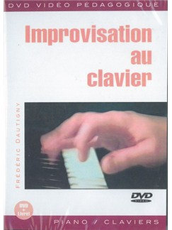 Improvisation Au Clavier DVDs / Videos | Keyboard